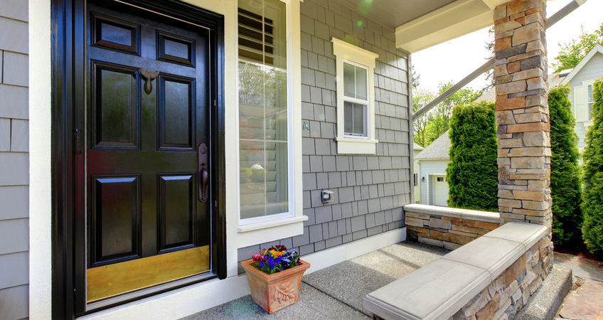 Refresh Your Front Entrance in Six Steps