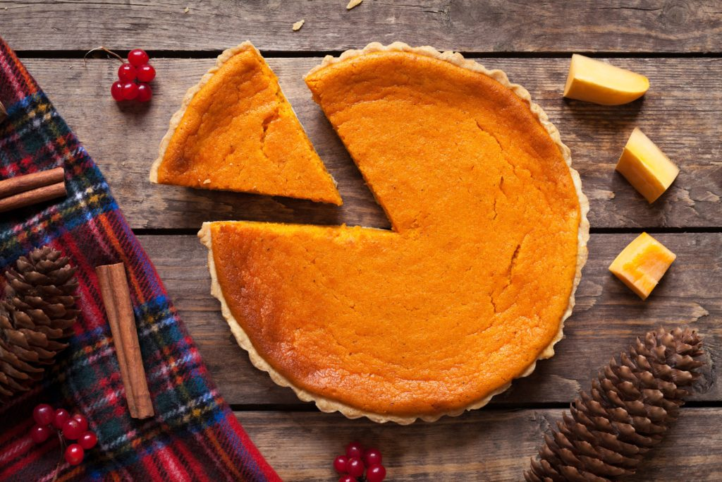 Salt Lake Living Pumpkin Pie Giveaway